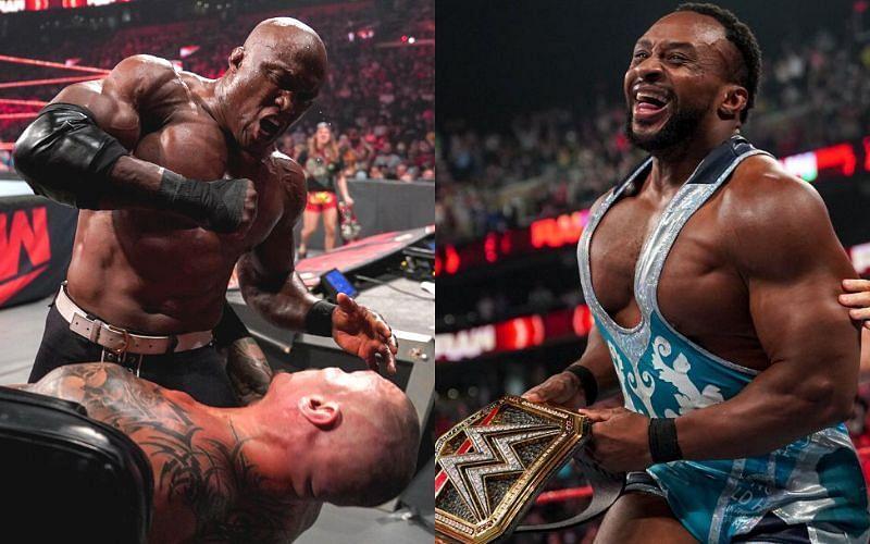 Big E's WWE Championship victory on RAW