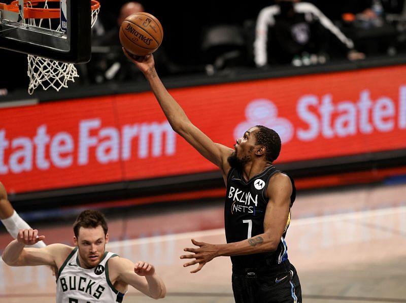 Milwaukee Bucks v Brooklyn Nets - Game Five