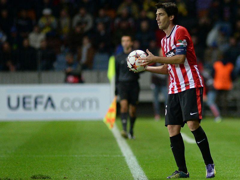 Andoni Iraola was a prolific goalscorer in the La Liga.