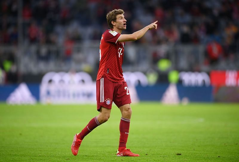Thomas Muller is one of the highest-paid players in the Bundesliga.