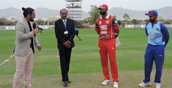 ओमान ने अंतिम गेंद पर जीत दर्ज की