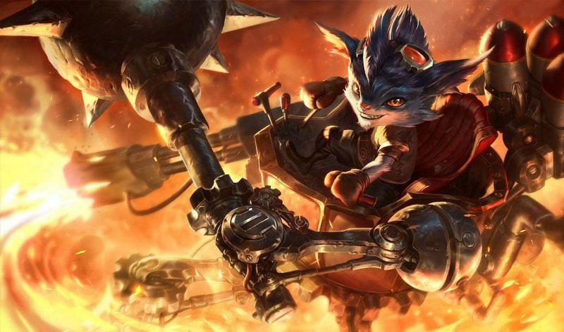 Rumble update (Image via Riot Games)