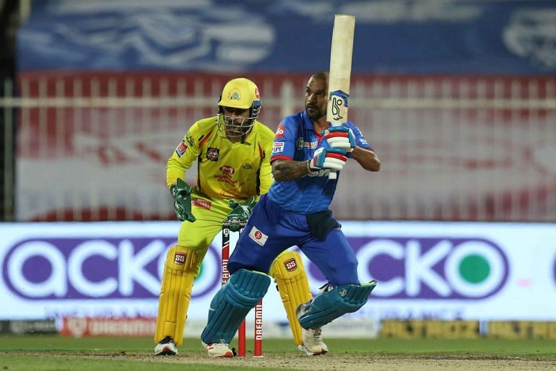 Shikhar Dhawan was the last player to score an IPL hundred against CSK (Image Courtesy: IPLT20.com)