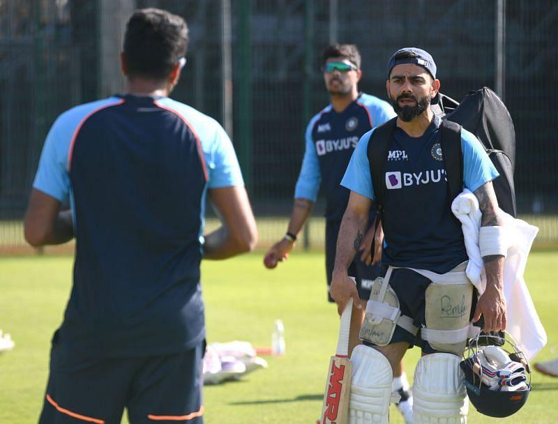 भारतीय टीम के खिलाड़ियों ने कोरोना को लेकर चिंता जाहिर की थी