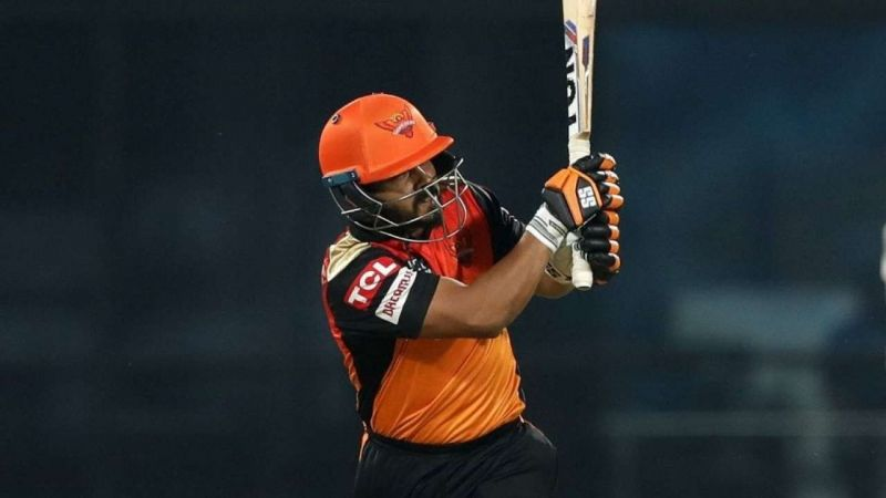 Kedar Jadhav will turn out for Sunrisers Hyderabad during the 2nd leg of IPL 2021 [Image Cr- BCCI/IPLT20]