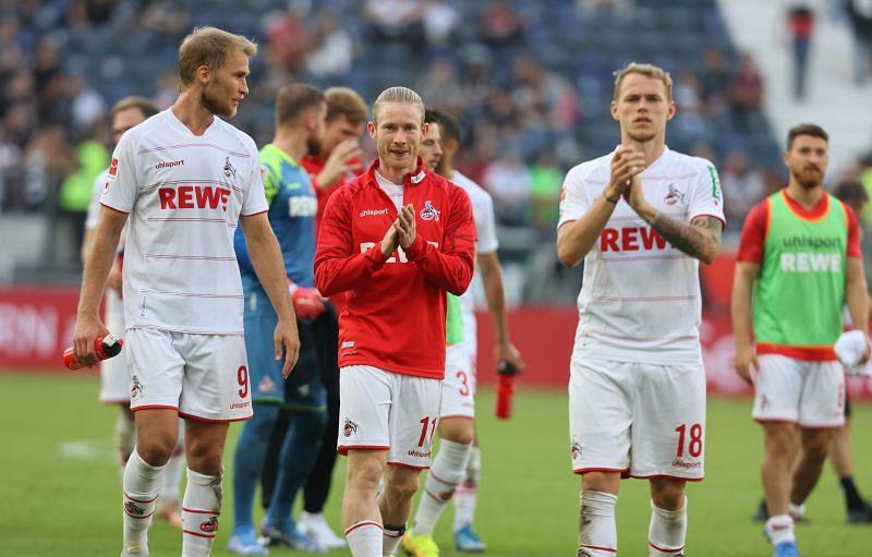 FC Köln will host Greuther Furth on Friday - Bundesliga
