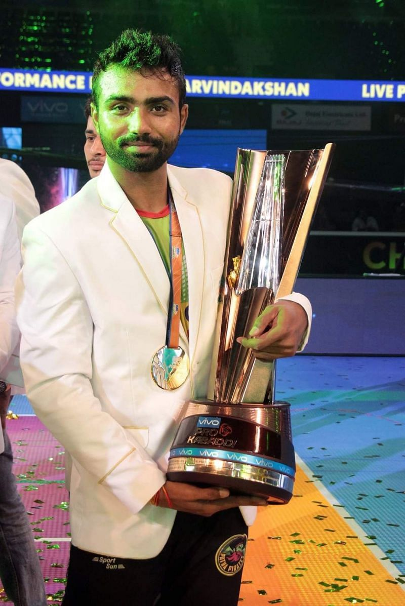 Will Monu Goyat repeat his past heroics for the Patna Pirates in PKL 8?