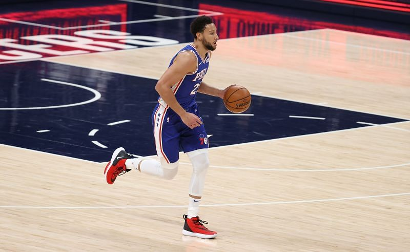 Ben Simmons has made his desire to leave the Philadelphia 76ers very clear.