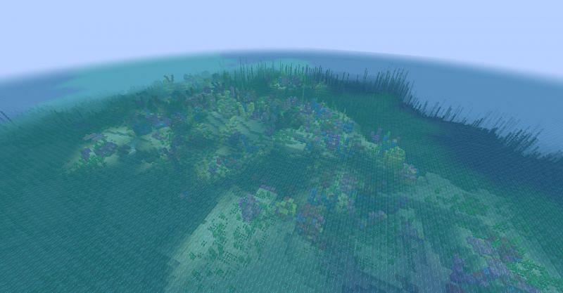 Seed: 63432 (Image via Minecraft)