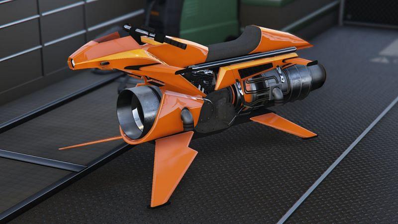 L'Oppressor Mk II (Image via Rockstar Games)