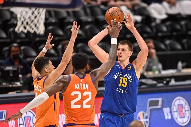 Phoenix Suns v Denver Nuggets - Game Three