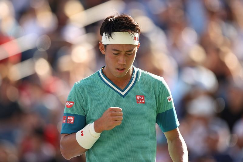 Kei Nishikori will have his task cut out against Novak Djokovic