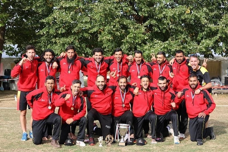 Belgium Cricket Team (ICC: Twitter)