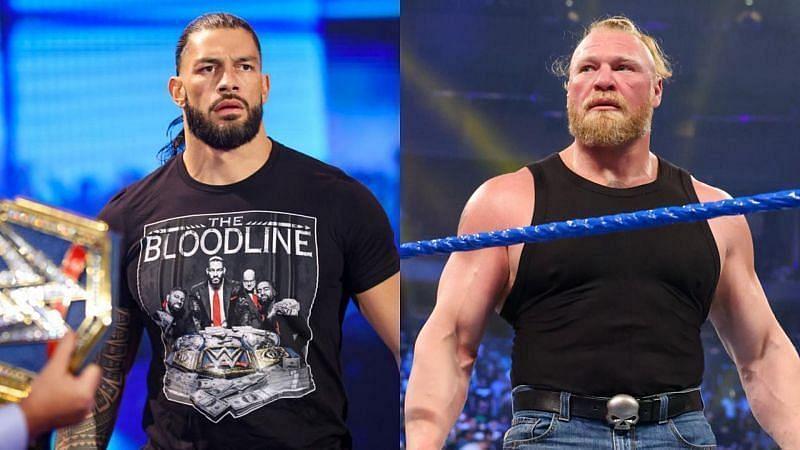 WWE यूनिवर्सल चैंपियन ने ब्लू ब्रांड में दिया जवाब