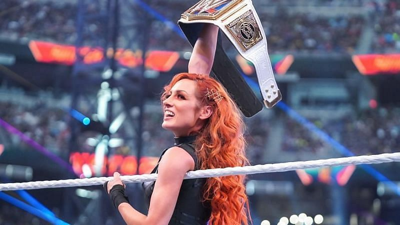 WWE दिग्गज ने बैकी लिंच को लेकर दिया बड़ा बयान