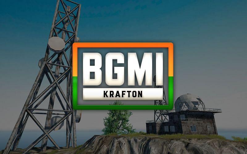 Krafton has come up with a logo especially dedicated to BGMI (Image via Sportskeeda)