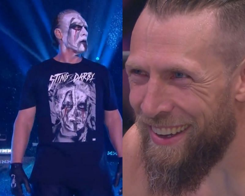 Sting and Bryan Danielson stole the show