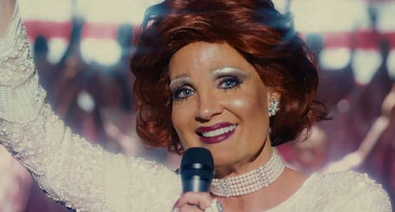 The Eyes of Tammy Faye is arriving on September 17 in the US (Image via Searchlight Pictures)