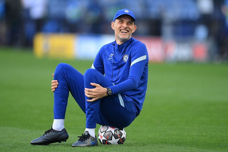 Chelsea manager Thomas Tuchel is preparing for the Aston Villa game next weekend