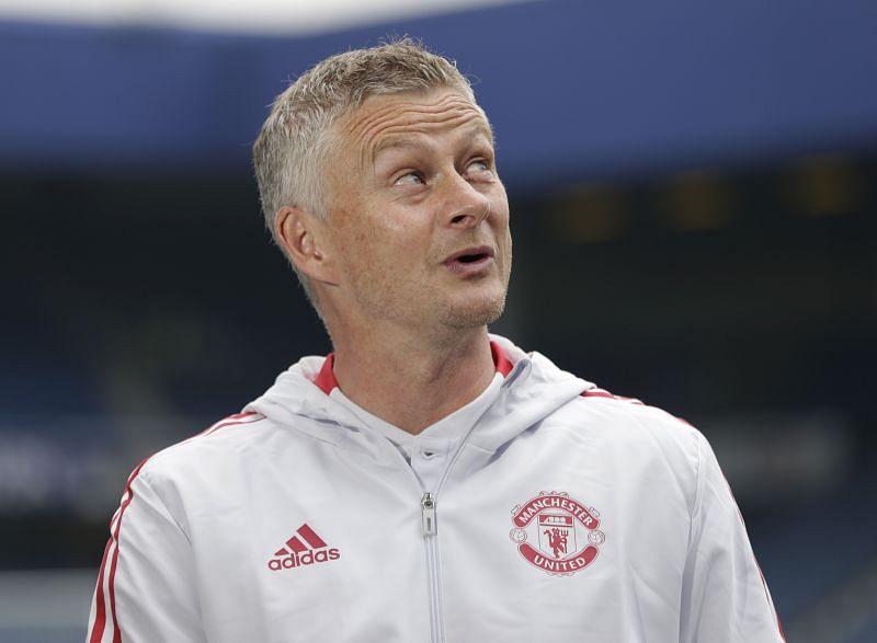 Manchester United manager - Ole Gunnar Solskjaer