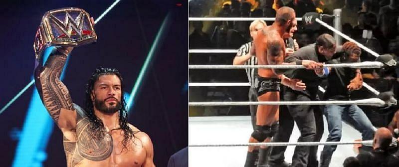 WWE में काफी सारे सुपरस्टार्स के ऊपर फैंस ने अटैक कर अपना गुस्सा निकाला है