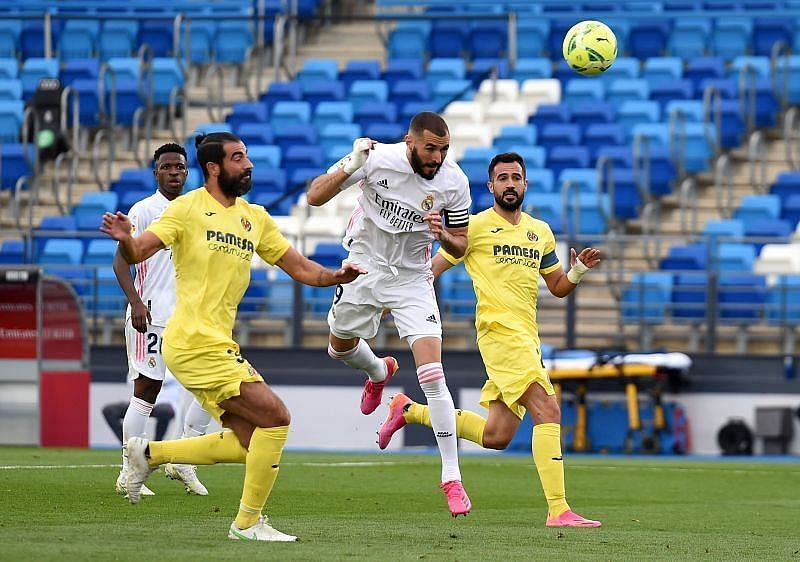 Real Madrid last lost to Villarreal in 2018 but have won only thrice in the last 8 games against them