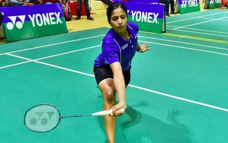 Gayatri Gopichand Pullela excelled in the women's doubles