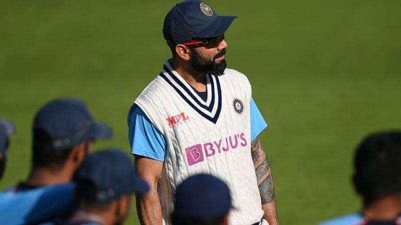 भारत ने टेस्ट सीरीज में 2-1की बढ़त बना रखी थी