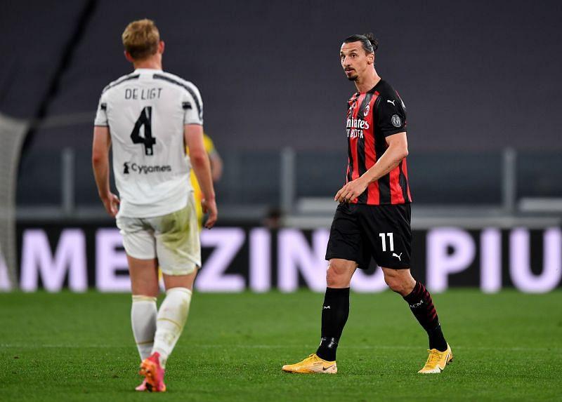 Juventus take on AC Milan this weekend