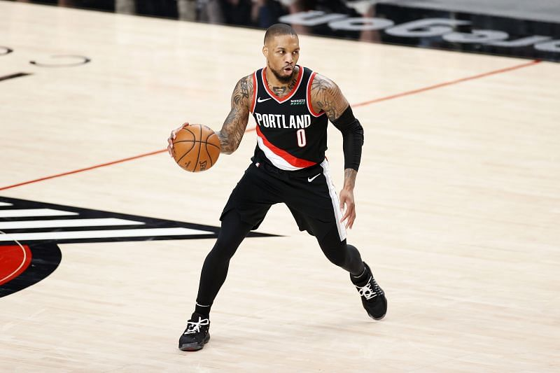 Damian Lillard is one of the NBA's most lethal scorer