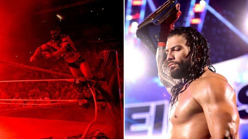 WWE एक्सट्रीम रूल्स में रोमन रेंस ने अपने टाइटल को डिफेंड किया