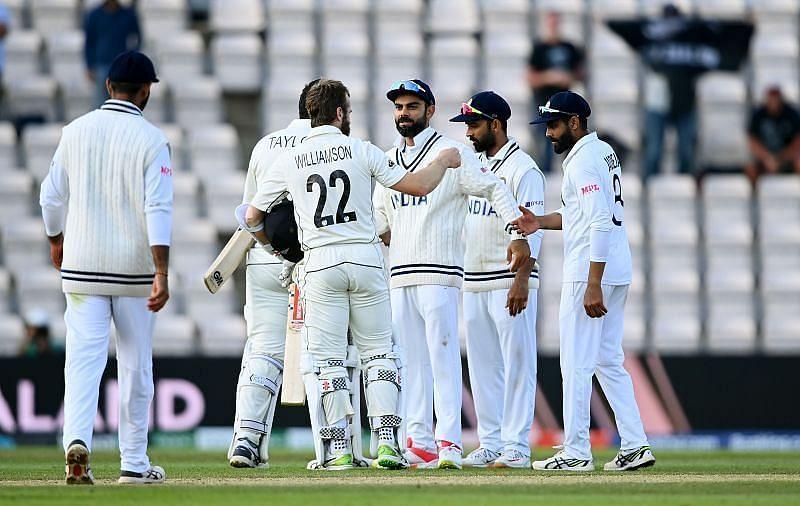 भारतीय टीम को वर्ल्ड टेस्ट चैंपियनशिप फाइनल में न्यूजीलैंड से हार का सामना करना पड़ा था