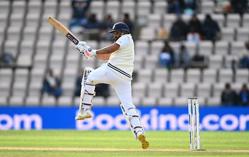 Aakash Chopra pointed out that Rohit Sharma's consistent run in England has led to his rise