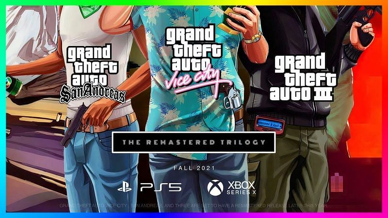 Fans are quite excited for the 3D era GTA remasters (Image via MrBossFTW, YouTube)
