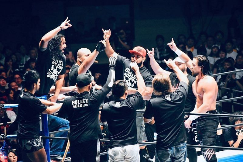 The Bullet Club added a brand new member to their already stacked lineup at Wrestle Grand Slam.