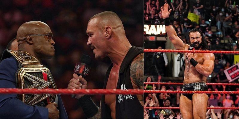 WWE Raw में कई अच्छी और बुरी चीज़ें देखने को मिली