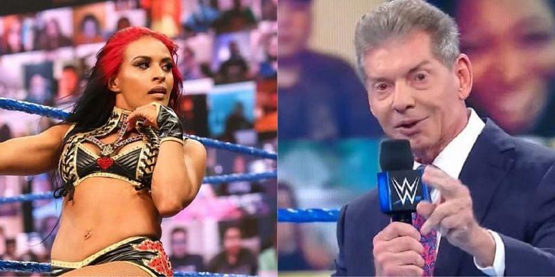 WWE ने जेलिना वेगा का मैच हटा दिया