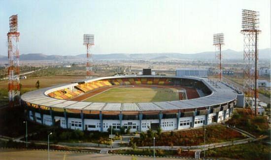 Shiv Chhatrapati Stadium at the Balewadi Sports Complex in Pune will host the ISU