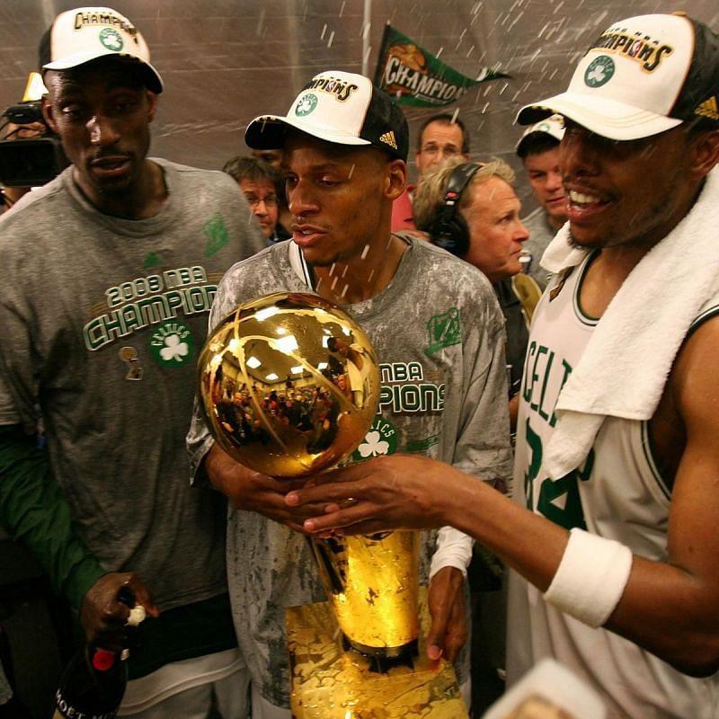 Boston Celtics, the 2008 NBA Champions