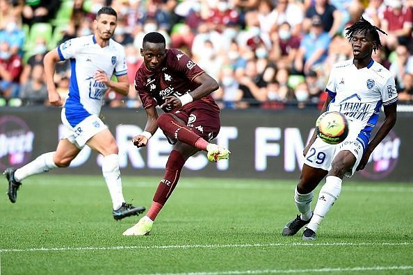 Pape Sarr could play a crucial role for Tottenham in the future