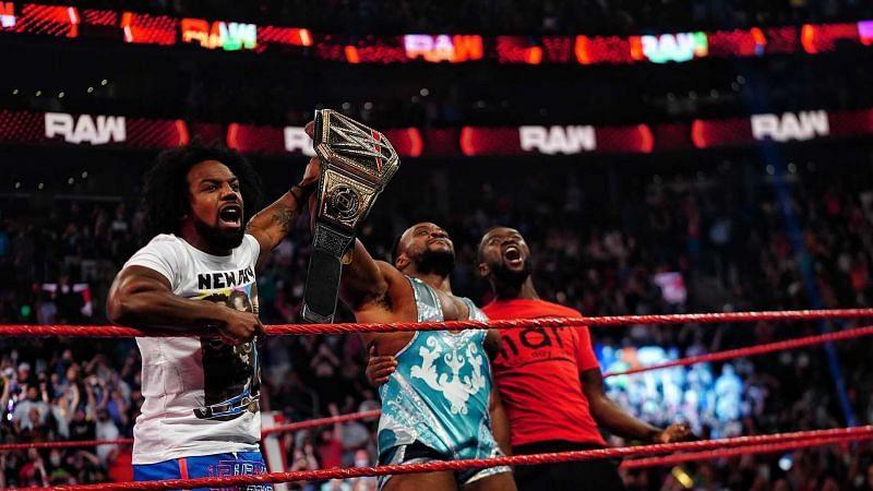 WWE Raw में बॉबी लैश्ले को हराकर बिग ई बने नए चैंपियन