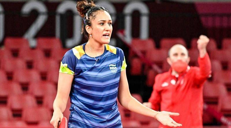 मनिका बत्रा ने सौम्यदीप पर मैच हारने का दबाव डालने का आरोप लगाया है।