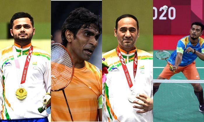 Tokyo Paralympics - भारत की तरफ से 11वें दिन पदक जीतने वाले खिलाड़ी (मनीष नरवाल, प्रमोद भगत, सिंहराज, मनोज सरकार)