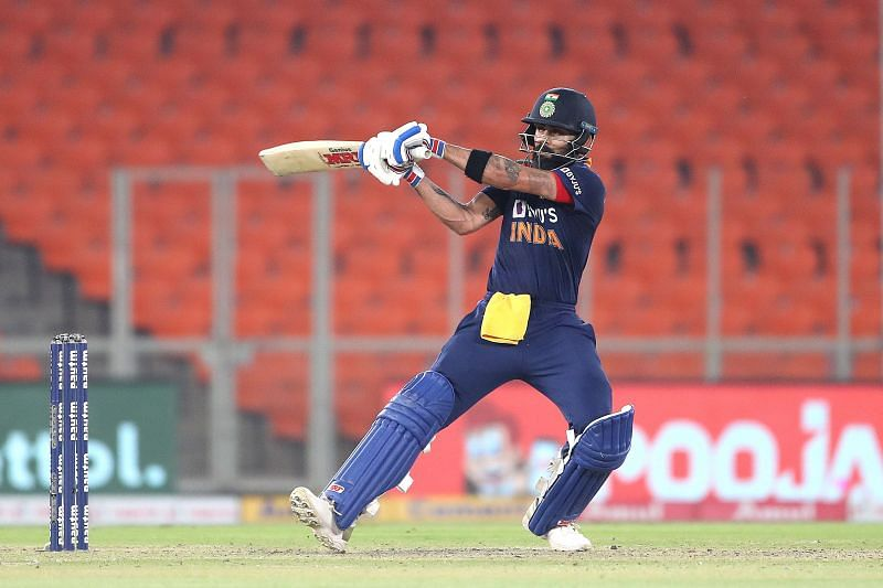 विराट कोहली आईपीएल में बेहतर खेल का प्रदर्शन कर रहे हैं, उस आधार पर वर्ल्ड कप में खेल सकते हैं