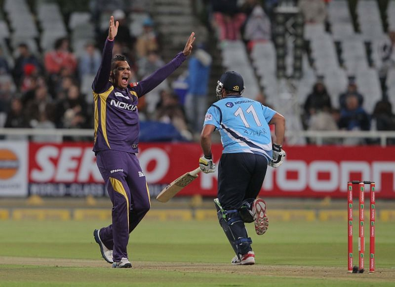 Sunil Narine knows how to trouble Rohit Sharma