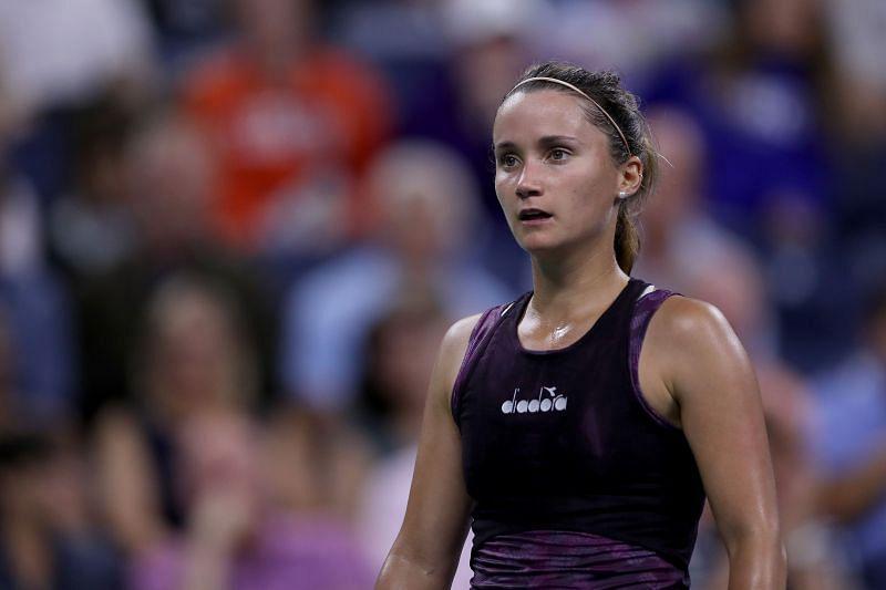 Lauren Davis at the 2019 US Open