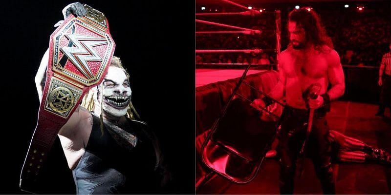 WWE Crown Jewel में यूनिवर्सल चैंपियनशिप के लिए जबरदस्त मैच हुआ था