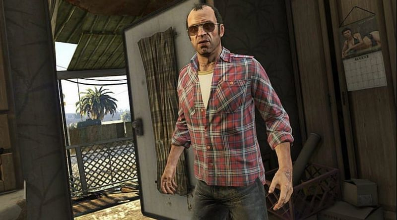 特雷弗·飞利浦在 GTA 5 之后成名(图片来自 Rockstar Games)