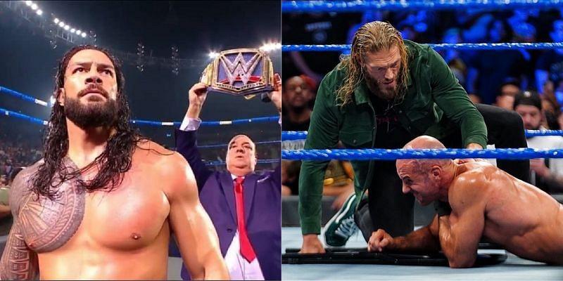 WWE SmackDown का एपिसोड धमाकेदार साबित हुआ
