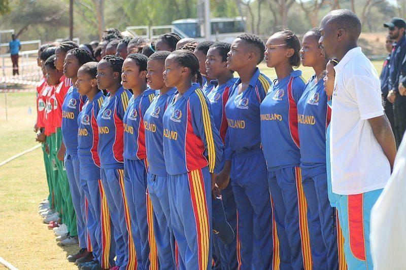 Swaziland Women's Cricket Team (ICC: Twitter)